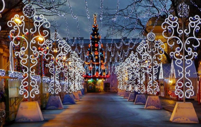 Новогодние и рождественские ярмарки в Санкт-Петербурге 2018 | адреса, расписание