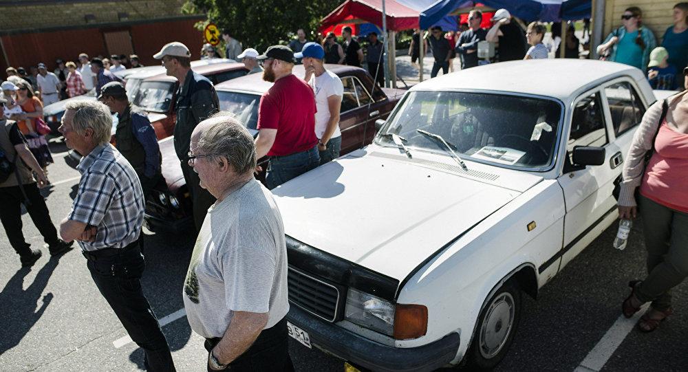 ВФинляндии пройдет аукцион брошенных беженцами авто