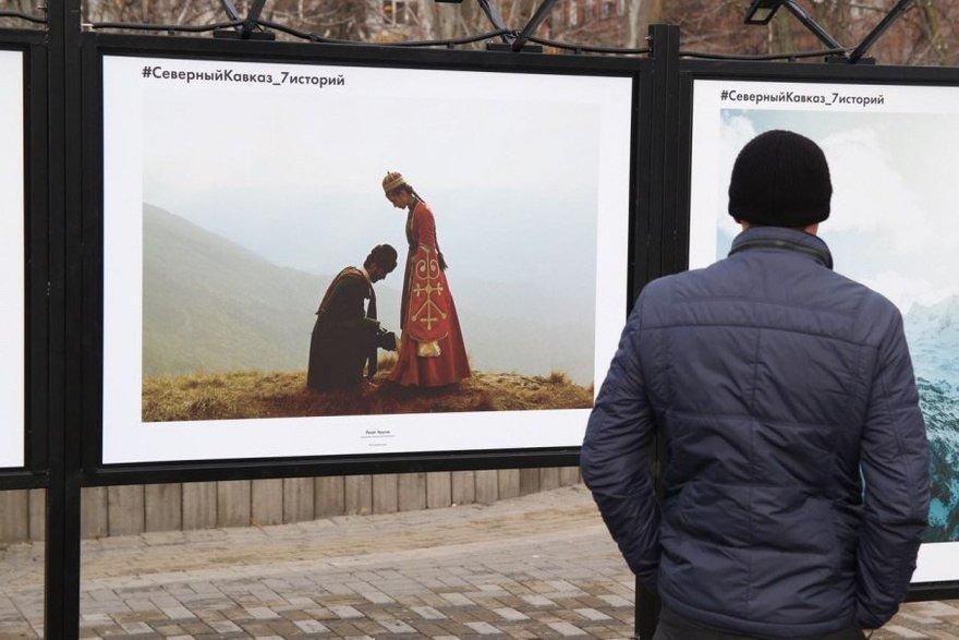 Фотовыставка «Северный Кавказ. Семь историй» долетела доаэропорта Сочи