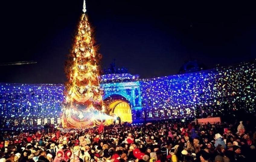 В Санкт-Петербург из Саратова на Новый год!