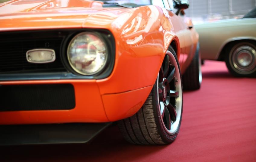 835ec21b39128 Retro Auto Show – бесплатная выставка ретро-автомобилей в Галерее