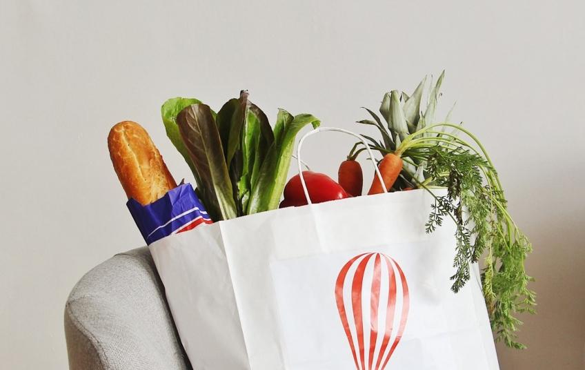 Как выбрать продукты с доставкой домой